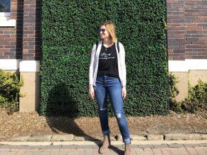 Me on Magnolia Street