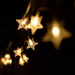 Star lights for celebration