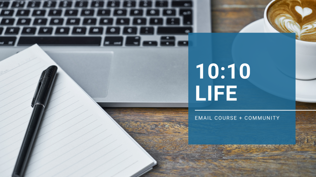 10:10 Life course banner