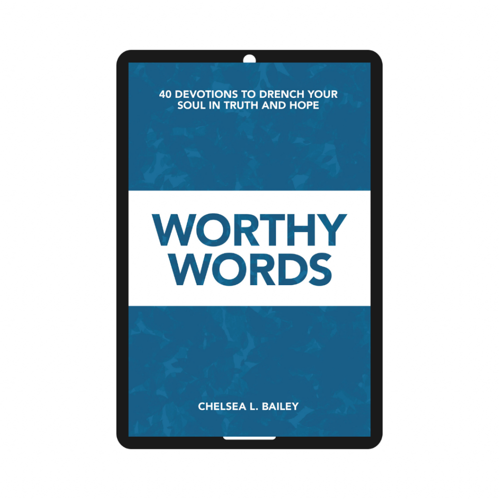 Worthy Words cover